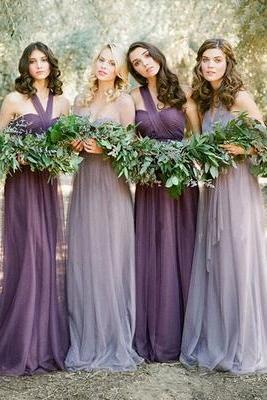 Long Bridesmaid Dress,Mismatched Bridesmaid Dress,Elegant Bridesmaid Dress,Chiffon Bridesmaid Dress,Cheap Bridesmaid Dress,PD0367