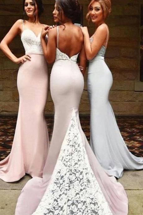 Hot Sale Bridesmaid Dresses, Mermaid Lace Bridesmaid Dresses, Sexy Bridesmaid Dresses, Cheap Bridesmaid Dresses, Bridesmaid Dresses, Popular Bridesmaid Dress,PD0799